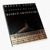Kishin Shinoyama / Manuel Legris Photo Book / A L'opera De Paris